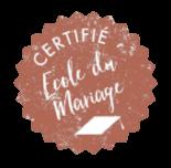 ecole du mariage certification
